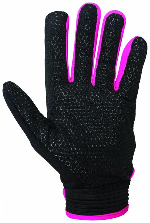 1137-GRAYS G500 Gel Gloves-Pink-Front