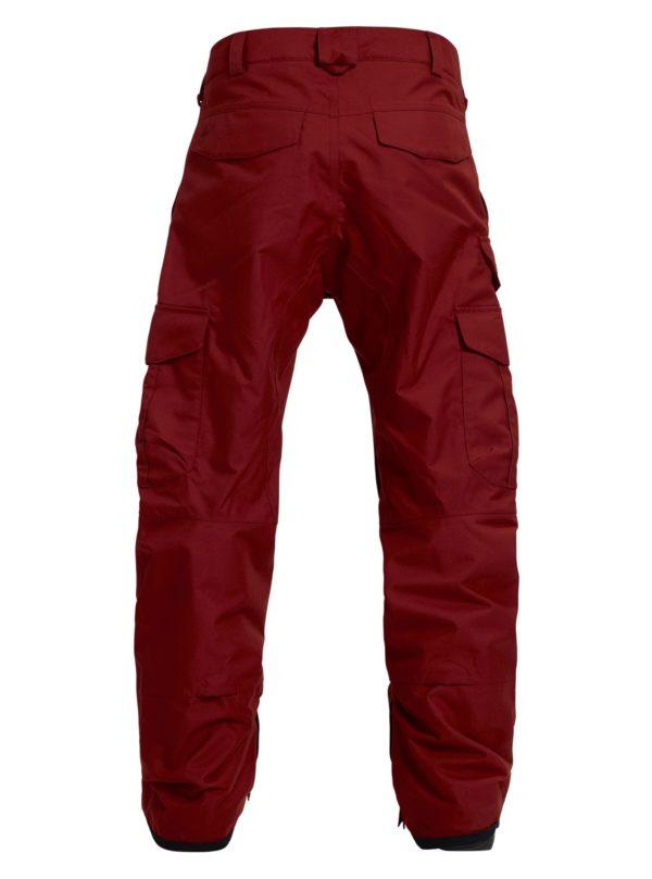 Burton Men_s Cargo Pant, Red, 169.99