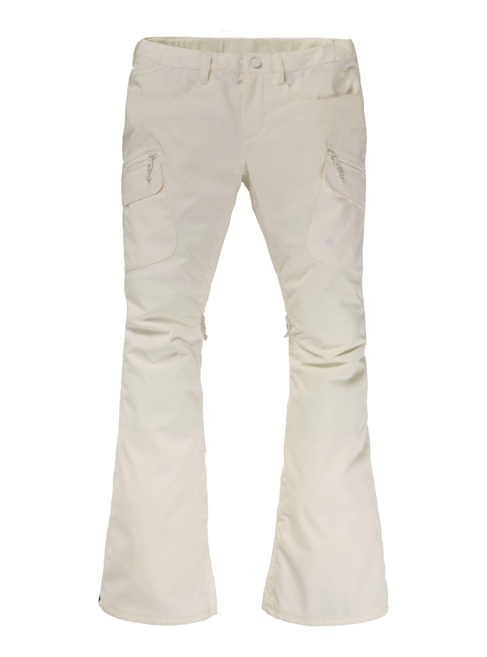 Burton gloria pant, white, 179.99