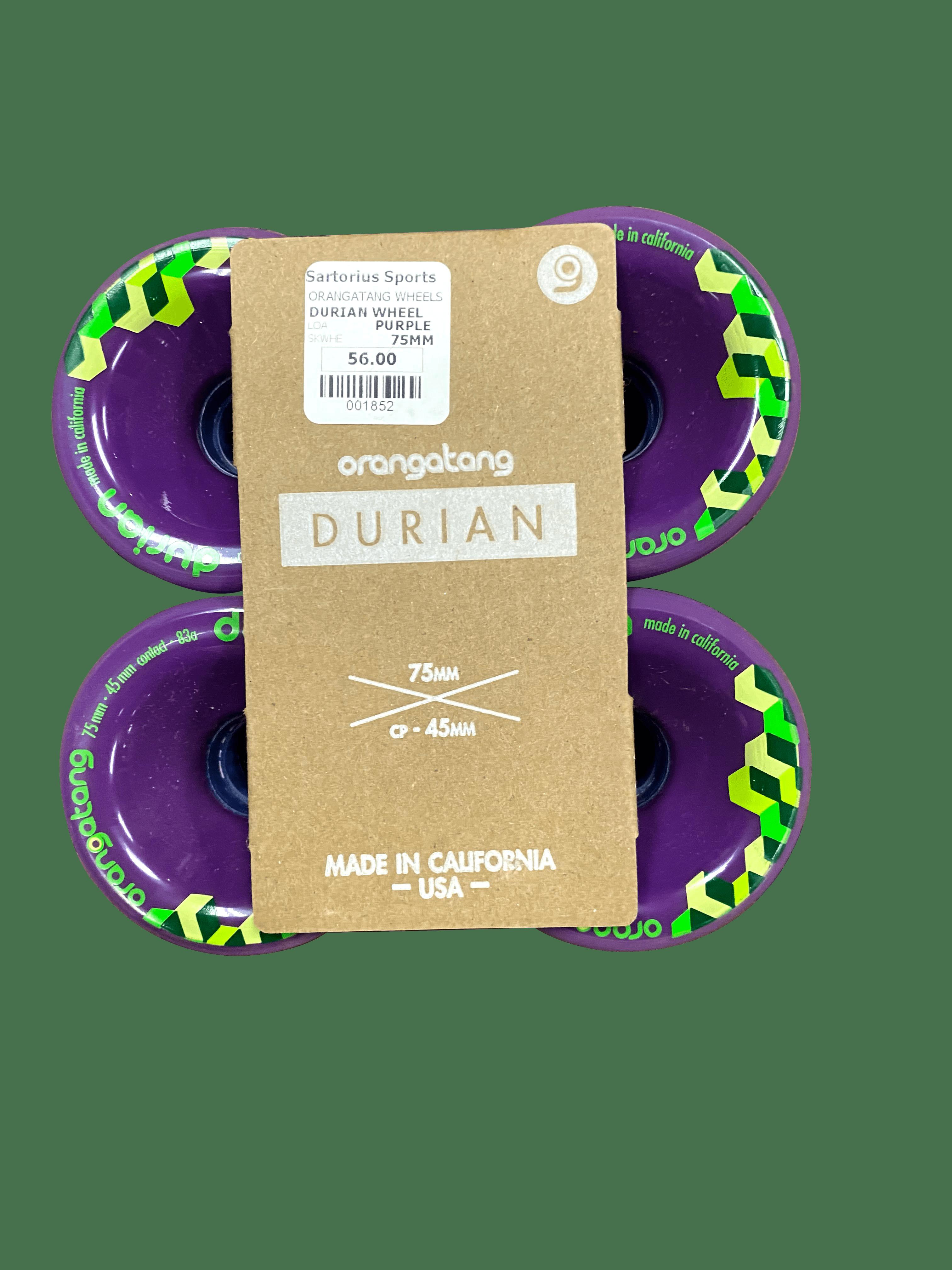 Orangutang-Durian,-1852,-75MM,-$55