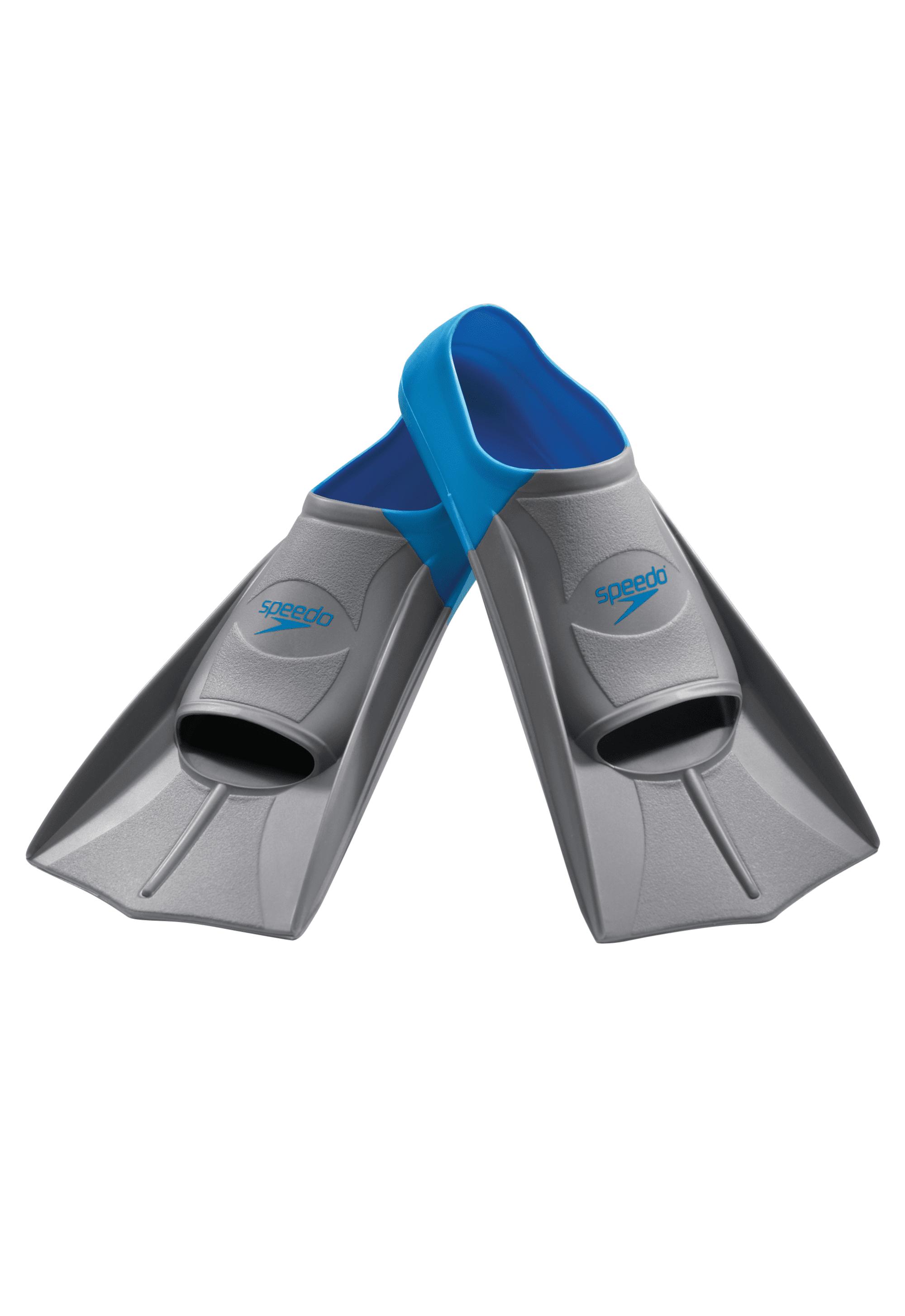 Speedo Shortblade Fins Blue 39.99