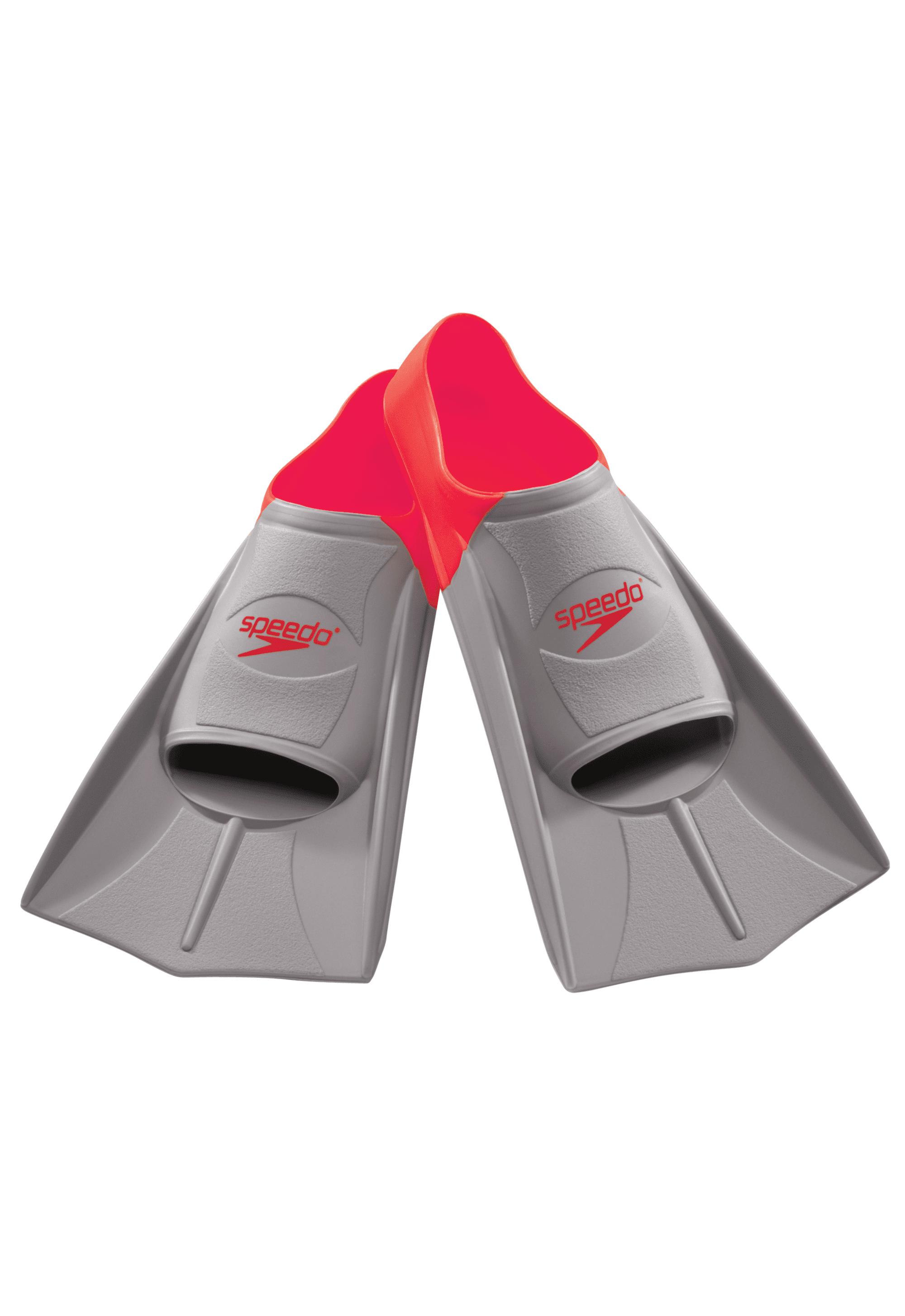 Speedo Shortblade Fins Fuschsia Red 39.99