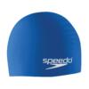 Speedo Solid SiliconeSwim Cap- Blue $9.99