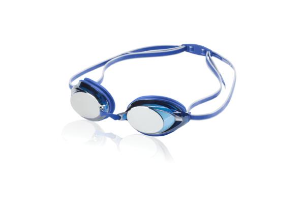 Speedo Vanquisher 2.0-Blue Mirrored $21.99
