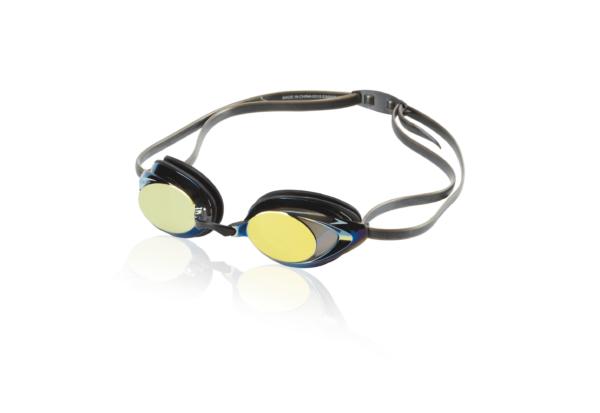 Speedo Vanquisher 2.0-Deep Gold Mirrored $21.99