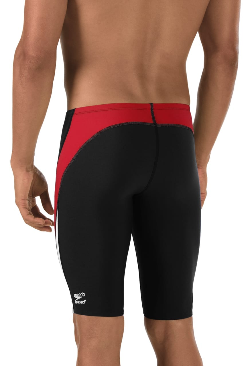 Speedo launch jammer, Black_red, 49.99